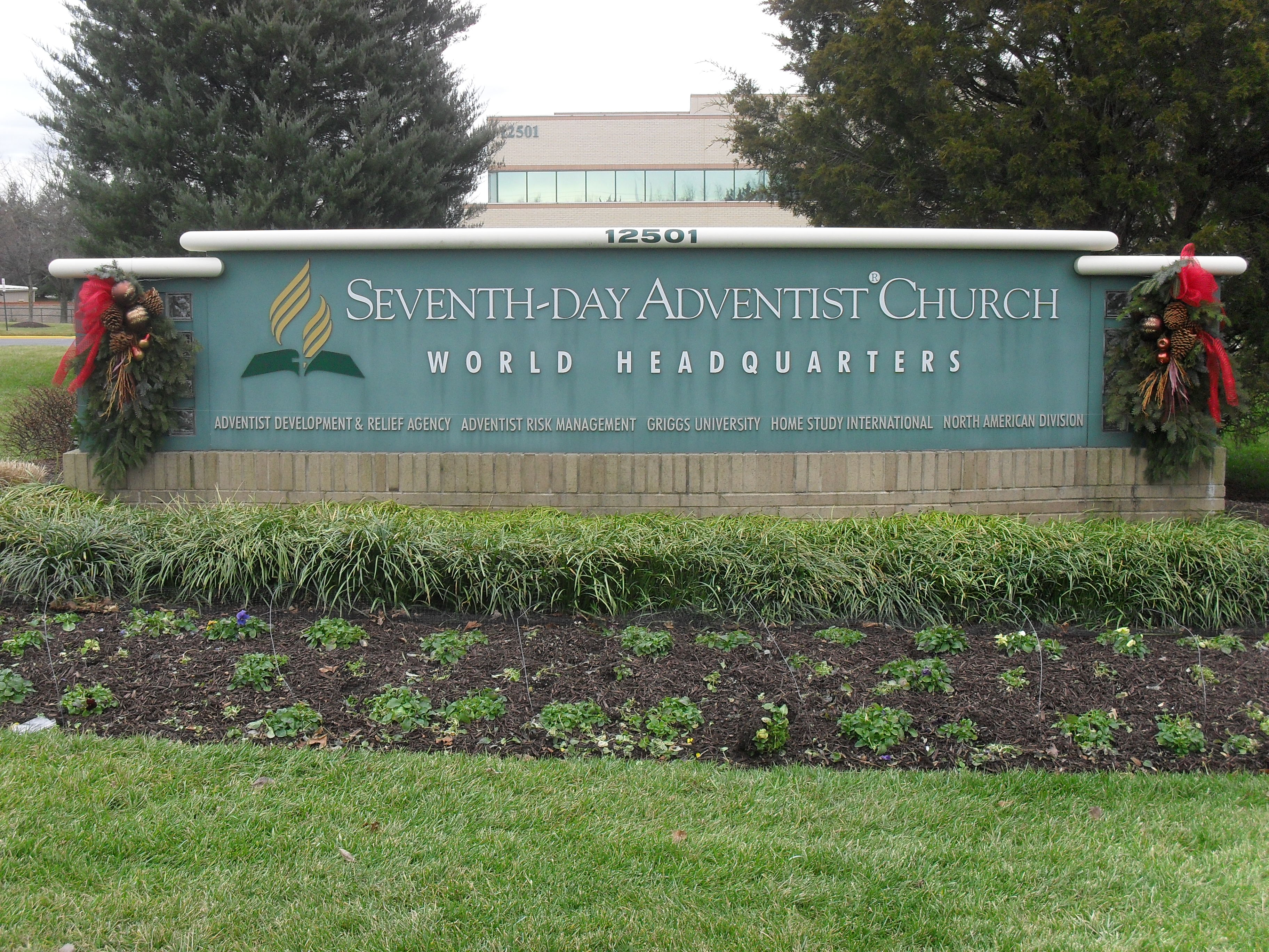 Seventh-day Adventist Church Kicked Out Santa Claus On His ...