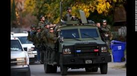 San Bernardino Military Police Gear