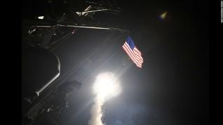 US Attacks Syria