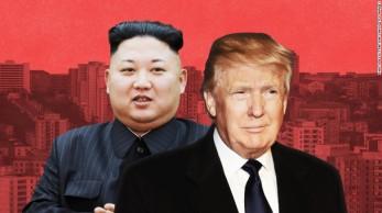 Trump-Kim Un